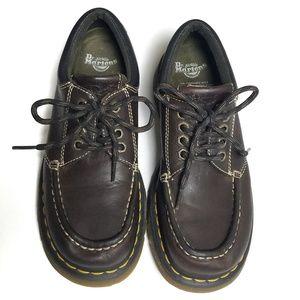 Dr. Martens Air Wair Men's Size 7 Moc-toe Oxford